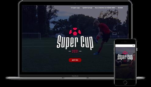 web turnaje supercup